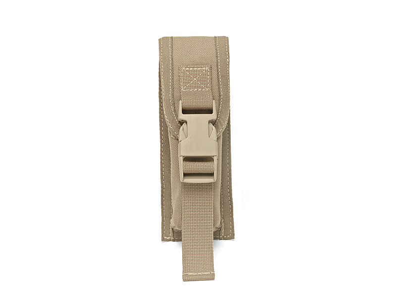 Подсумок для фонаря Small Torch Pouch Warrior Assault Systems, цвет – Coyote Tan