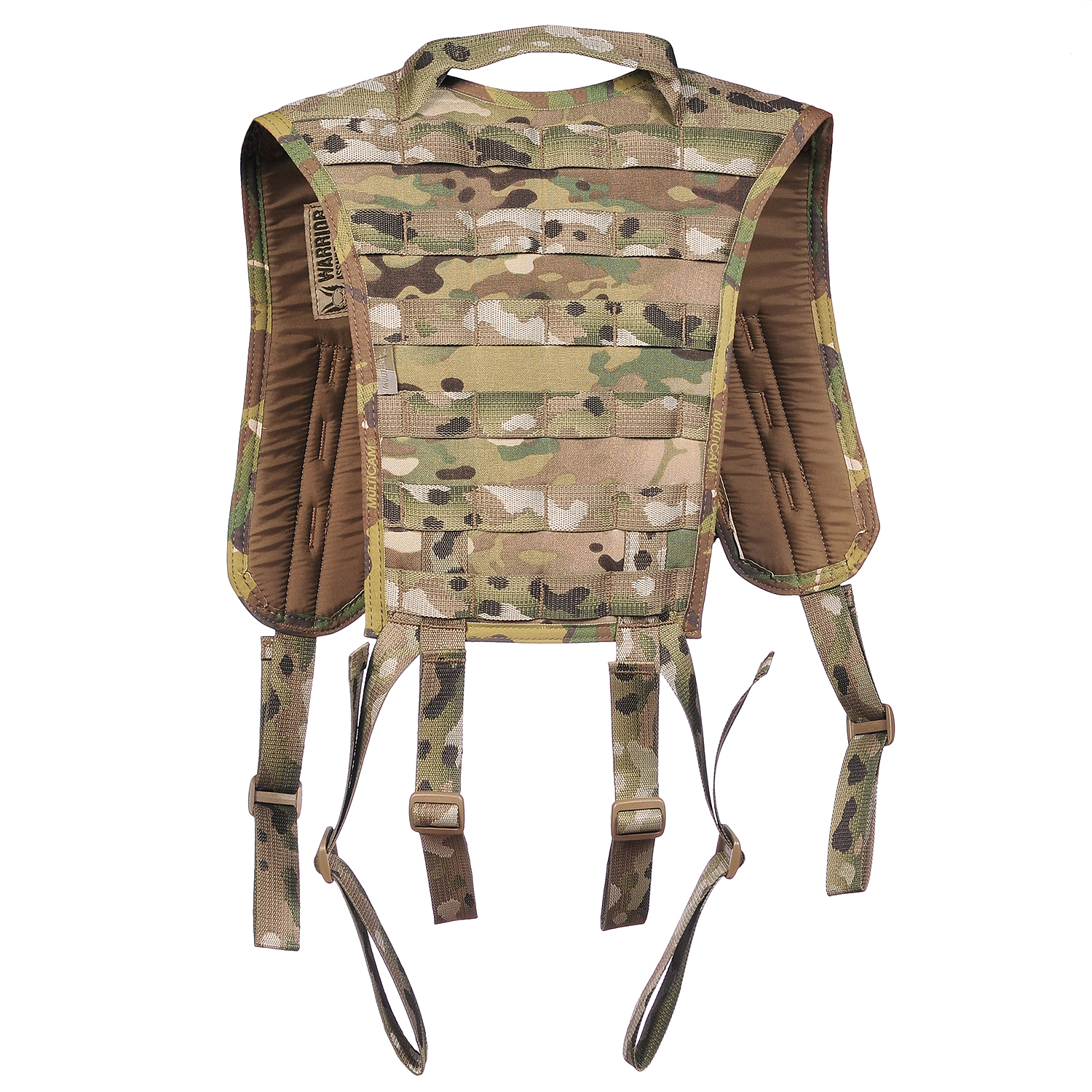 Tактическая платформа Elite Ops MOLLE Harness Warrior Assault Systems, цвет – MultiCam
