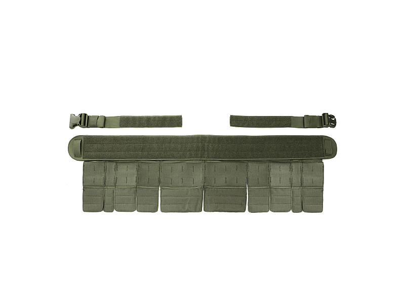 Тактический пояс Gunfighter Warrior Assault Systems, цвет – Olive Green