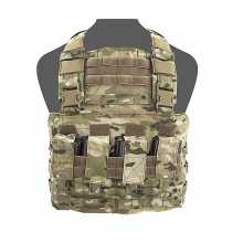 Жилет разгрузочный Gladiator Chest Rig Warrior Assault Systems, цвет – MultiCam